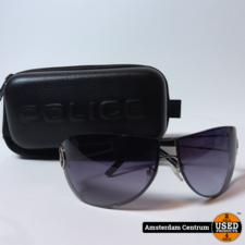 Police S8489T COL.0568 115 Heren zonnebril | Nette Staat in Hoes