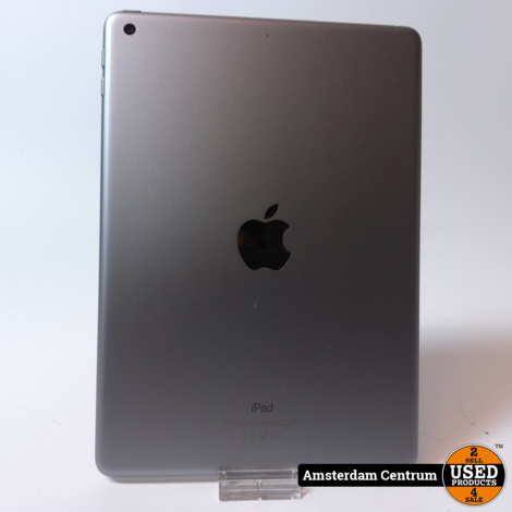 iPad 2018 (6th. Gen) 32GB Wifi Space Gray | Incl. garantie