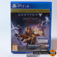 Playstation 4 Game : Destiny: The Taken King