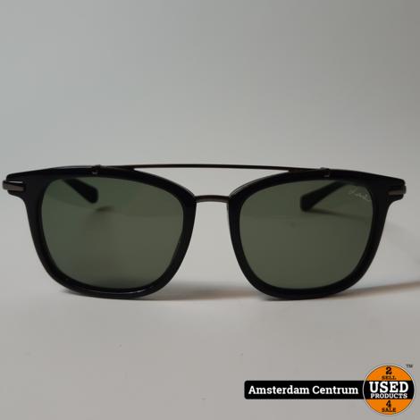 Lanvin SLN671 COL. 0007 Zonnebril Zwart/Black | Nette staat