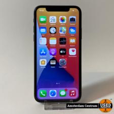 iPhone X 256GB Space Gray | Incl. lader en garantie