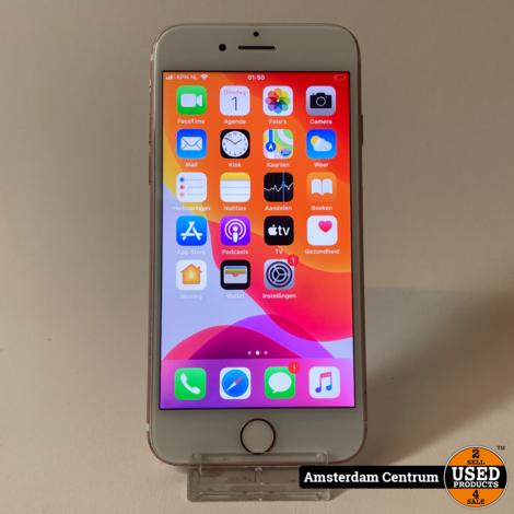 iPhone 7 32GB Rose Gold   Incl. garantie