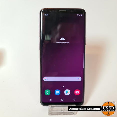 Samsung Galaxy S9 64GB Paars/Purple | Incl. garantie #2