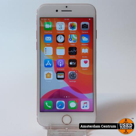 iPhone 7 32GB Rose | Incl. lader en garantie