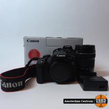 Canon EOS 700D + EF-S 18-135mm f/3.5-5.6 IS STM | ZGAN in doos