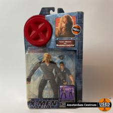 Marvel X-Men the Movie--Sabretooth action figure | Nieuw