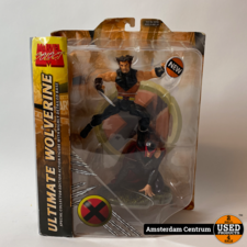 Diamond Marvel Select ULTIMATE WOLVERINE met Magneto Special Collector Edition