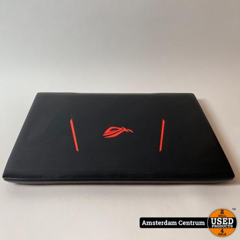 Asus Strix GL502V Gaming Laptop | i7 16GB 512GB SSD + 1TB HDD GXT 1070 | Incl. garantie