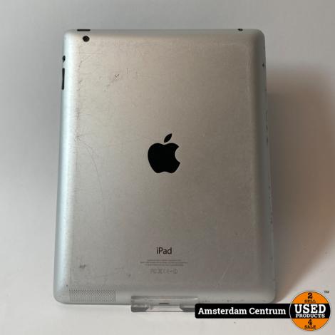 iPad 4 16GB WiFi Space Gray   Incl. garantie