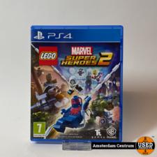 Playstation 4 Game: Marvel Super Heroes 2