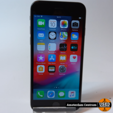 iPhone 6 16GB Space Gray | In nette staat