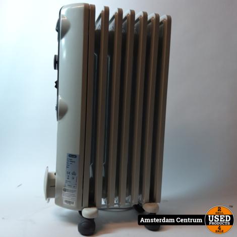 Delonghi TRRS0715 Oliegevulde Radiator | ZGAN in doos