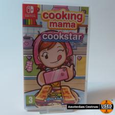 Nintendo Switch Game : Cooking Mama Cookstar | Incl. garantie