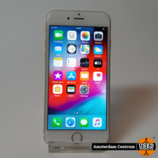 iPhone 6s 32GB Gold | Incl. garantie
