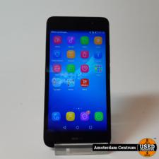 Huawei Y6 2016 16GB Black Dual SIM | incl. Lader en Garantie