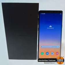 Samsung Galaxy Note 9 128GB Ocean Blue | In nette staat