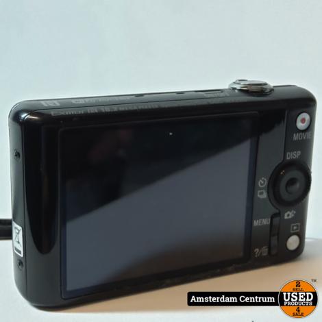 Sony Cyber-Shot DSC-WX220 WiFi NFC Zwart/Black | In nette Staat