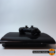 Playstation 3 Super Slim 12GB Zwart/Black | Incl. garantie