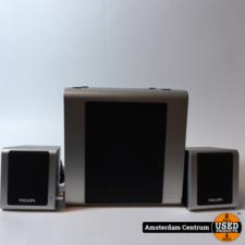 Philips MMS 231/00 Speakerset | incl. Garantie