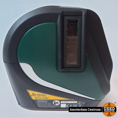 Bosch Universal level 3 Kruislijnlaser | ZGAN in hoes