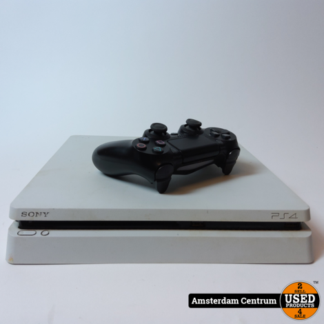Playstation 4 Slim 500GB White | Incl. garantie