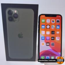 iPhone 11 Pro 256GB Midnight Green | ZGAN + Apple garantie