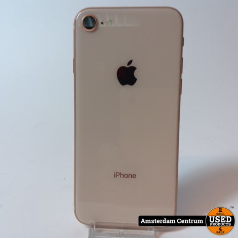 iPhone 8 64GB Goud/Gold | Nette staat