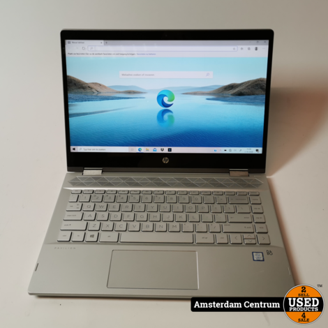 HP Pavilion X360 14-CD1800ND 128GB | Nette Staat