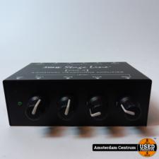 Stage Line 4-Channel Headphone Amplifier   In nette staat