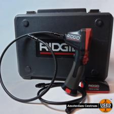 Ridgid Seesnake Micro CA-300 Inspectiecamera | In nette staat