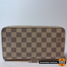 Louis Vuitton N41660 Zippy Wallet Damier Azur
