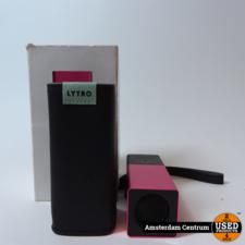 Lytro Lightfield 8GB Camera Roze/Pink | In nette staat