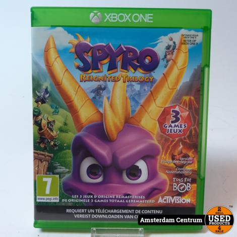 XBOX One Game: Spyro Reignited Trilogy