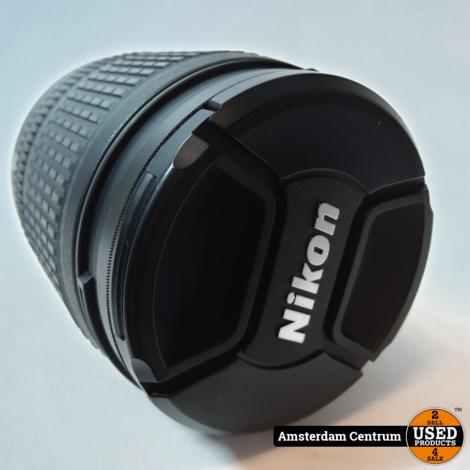 Nikon AF-S Nikkor 18-105mm f/3.5-5.6G ED VR | In nette staat