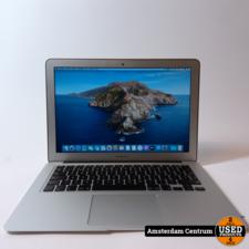 MacBook Air 2014 13-inch i5 4GB RAM 128GB SSD   In nette staat