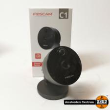 FOSCAM Foscam C1 Wireless 720p HD Cube IP Camera | Nette Staat