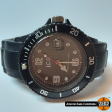 IceWatch IceWatch Forever Black Herenhorloge | Incl. garantie