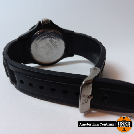 IceWatch Forever Black Herenhorloge | Incl. garantie