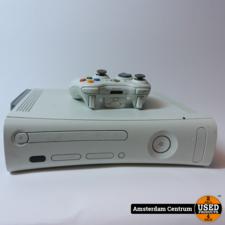 Microsoft XBOX 360 60GB Wit/White | Incl. garantie