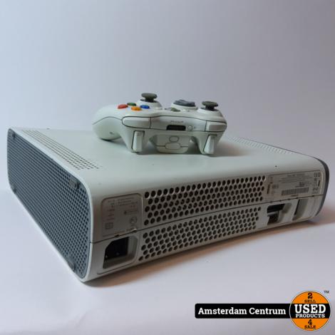 XBOX 360 60GB Wit/White | Incl. garantie