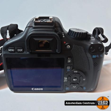 Canon EOS 550D Body | Incl. lader en garantie