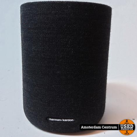 Harman Kardon Citation One MKII Zwart/Black Speakers | In nette staat