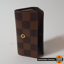 Louis Vuitton M69517 4 Key Holder Monogram | Nette staat