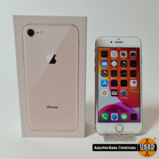 iPhone 8 64GB Goud/Gold | Incl. garantie