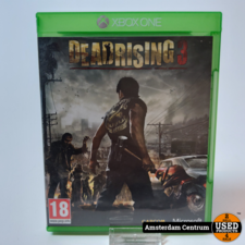 Xbox One Game: Dead Rising 3