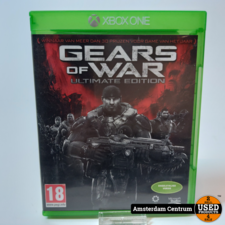 Xbox One Game: Gears of War Ultimate Edition
