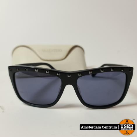 Valentino V606S 002 Zwart Zonnebril | Nette staat