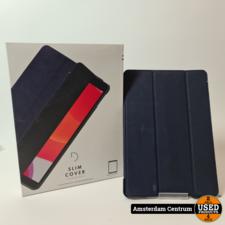 Decoded Slim Cover iPad 2019 iPad 7 Navy | In nette staat