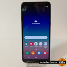 Samsung Galaxy A8 2018 32GB Dual | In nette staat #1