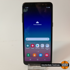 Samsung Galaxy A8 2018 32GB Dual   In nette staat #9